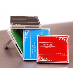 Кардридер  ALL in ONE 682 color USB 2.0